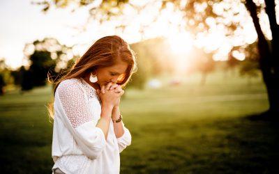 Begegnung mit Gott